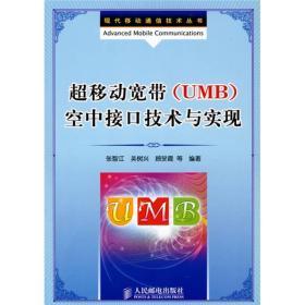 超移动宽带(UMB)空中接口技术与实现