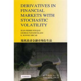 随机波动金融市场衍生品