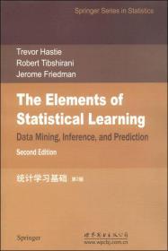 统计学习基础(第2版)(英文)