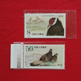 1989年T134褐马鸡中国邮票全新收藏珍藏集邮