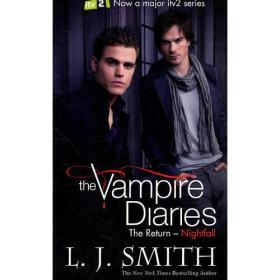 Vampire Diaries The Return Nightfall (TV Tie In)