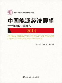 中国能源经济展望(2014):资源税体制研究(中国人民大学研究报告系列)