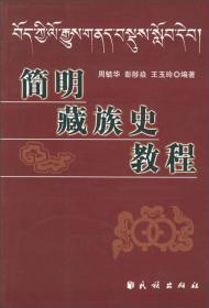 简明藏族史教程