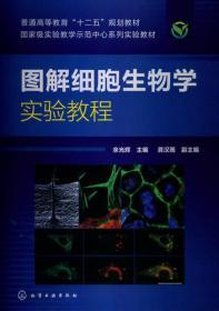 """普通高等教育""""十二五""""规划教材·国家级实验教学示范中心系列实验教材:图解细胞生物学实验教程"""