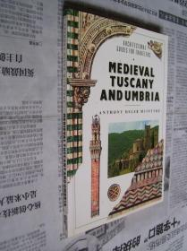 MEDIEVAL  TUSCANY  AND  UMBRIA【中世纪的托斯卡纳和翁布里亚】