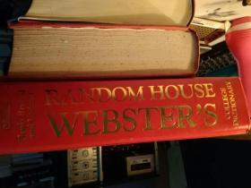 RANDOM HOUSE  WEBSTERS(英文原版 精装)