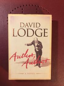 Author Author-David Lodge (England), HARDCOPY, FIRST EDITION, Book Condition: Nearly Brand New. (作家 作家-戴维·洛奇,精装初版,品相接近全新).