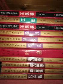 中国当代名家书法集  王民德