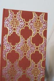 缎面烫金精装英文版 1970版《 The Rubaiyat of Omar Khayyam 鲁拜集 》】由菲茨杰拉德英译 第一版★Virgil Burnett精美绘本