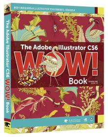 The Adobe lllustrator CS6 WOW!Book