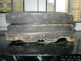 清代老砚台、原装原盒