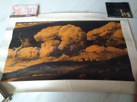 中国美术家协会会员,中国版画家协会会员马-建平版画《晚风》入选第八届全国美展【】