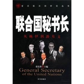 联合国秘书长:从赖伊到潘基文