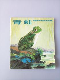自然画丛:青蛙