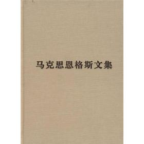 9787010076966-hs-马克思恩格斯文集--第十卷(16开精装本)