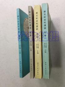 新文化古代汉语(全四册)