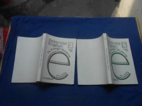 Essential English for Foreign Students 《 book 3.4 两册合售》品好,无字无画 全英文 私藏 未阅本自然旧(请看描述)