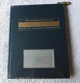 The Pharmacology of Inhaled Anesthetics吸入麻醉药药理学【全新未开封】