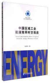 中国区域工业能源效率时空效应