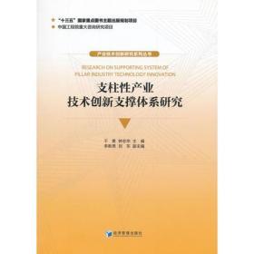 支柱性产业技术创新支撑体系研究(产业技术创新研究系列丛书)