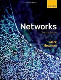 Networks, Second Edition 网络科学(第二版)0198805098 9780198805090