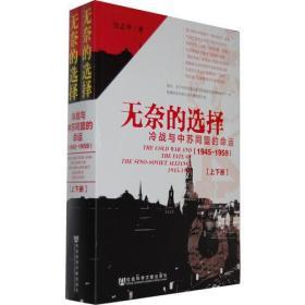 无奈的选择(冷战与中苏同盟的命运1945-1959上下)