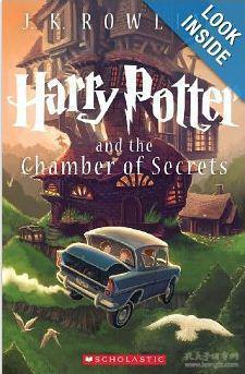 9780545582926-fs-Harry Potter and the Chamber of Secrets 哈利波特与密室