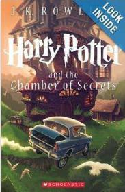 正版fs-9780545582926-Harry Potter and the Chamber of Secrets 哈利波特与密室