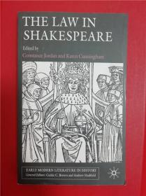 The Law in Shakespeare (莎士比亚的法律观)研究文集