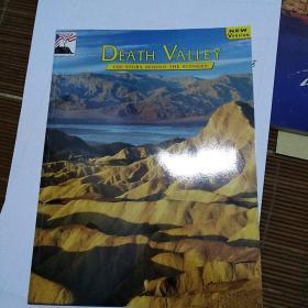 死亡之谷风景背后的故事