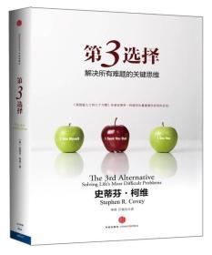 《第3选择:解决所有难题的关键思维》