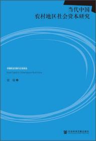 中国政治发展与比较政治:当代中国农村地区社会资本研究