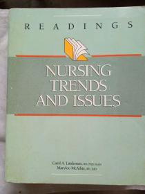 NURSING TRENDS AND ISSUES  ISBN0874342325