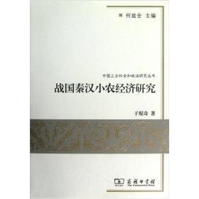 战国秦汉小农经济研究