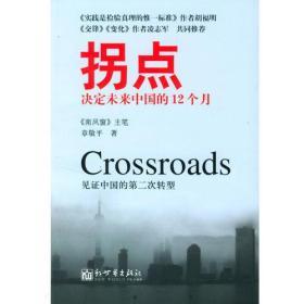 拐点决定未来中国的12个月 章敬平 新世界出版社9787801872937