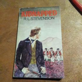 英文书  被绑架