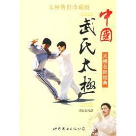 中国武式太极(太极传世珍藏版)