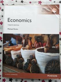 正版 Economics twelfth edition Michael Parkin 9781292094502