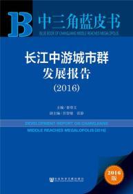 长江中游城市群发展报告.2016