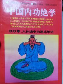 中国内功绝学