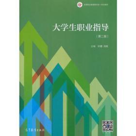 库存书 大学生职业指导(第二版)