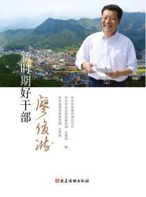 新时期的好干部——廖俊波 中共中央组织部办公厅等 党建读物出版社 9787509909218
