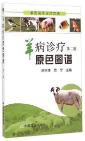 兽医临床诊疗宝典:羊病诊疗原色图谱(第二版)