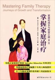 掌握家庭治疗:家庭的成长与转变之路(第2版)