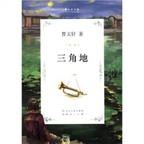 曹文轩文集:三角地