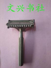 VALET SAFETY RAZOR【英格兰制造老剃须刀架】