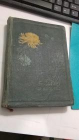 【60年代手写日记本】百花齐放,手写笔记本。
