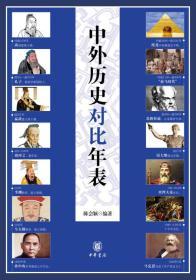 中外历史对比年表