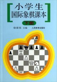 小学生中际象棋课本下册