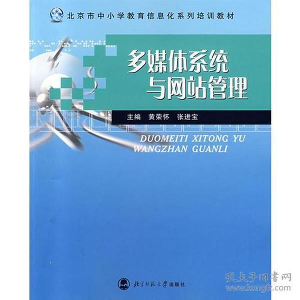 多媒体系统与网站管理